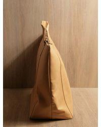 Isaac Reina - Brown Isaac Reina New Standard Weekend Bag for Men - Lyst