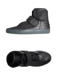 Creative Recreation | Black Hightop Sneaker for Men | Lyst