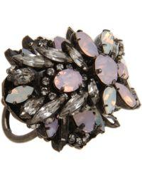 Erickson Beamon - Pink Opal Duchess Of Fabulous Ring - Lyst