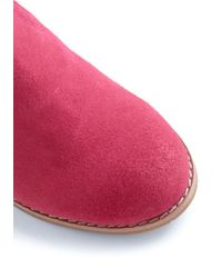 ModCloth - Pink Stay Sassy Boot - Lyst