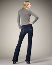 7 For All Mankind - Blue A-pocket Dazzling Drake Jeans - Lyst