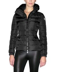 Moncler - Black Sanglier Matt Nylon Down Jacket - Lyst