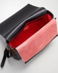 Christian Louboutin | Brown Farida Messenger Bag | Lyst