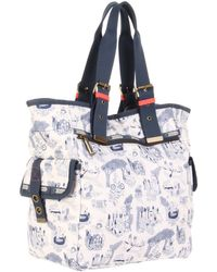 LeSportsac | Multicolor Triple Trouble Tote | Lyst