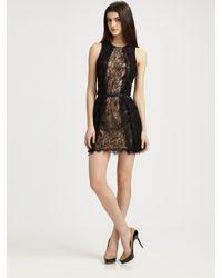 Sachin & Babi | Black Mckenzie Lace Dress | Lyst