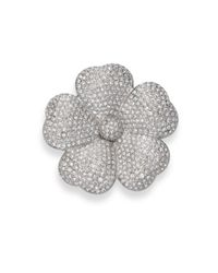 Swarovski | Metallic Marylou Pin | Lyst