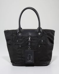 Marc By Marc Jacobs - Black Preppy Nylon Dakota Tote - Lyst