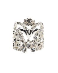 Mimco | Metallic Majestic Tiara Ring | Lyst