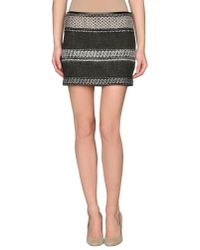 Edun | Green A Line Mini Skirt | Lyst
