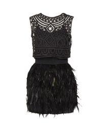 Sass & Bide | Black Winding Road Dress | Lyst
