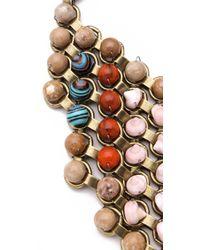 DANNIJO | Multicolor Kaamil Necklace | Lyst