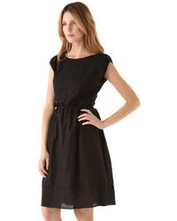 Marc By Marc Jacobs - Black Opal Embroidery Dress - Lyst