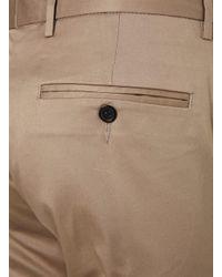 Topman | Beige Pine Bark Ultra Skinny Trousers for Men | Lyst