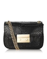 MICHAEL Michael Kors | Black Sloan Shoulder Bag | Lyst
