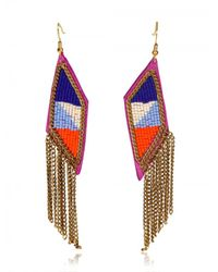 Fiona Paxton | Pink Ella Earrings | Lyst