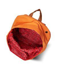 Herschel Supply Co. - Orange Pop Quiz Backpack for Men - Lyst