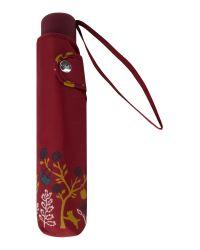 Radley - Pink Melody Flower Border Umbrella - Lyst