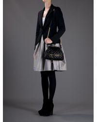 Marc Jacobs   Black Little Stam Bag   Lyst