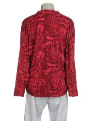 Antik Batik | Red Blouse | Lyst