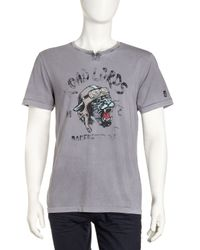 Howe | Gray Road Lords Tee for Men | Lyst