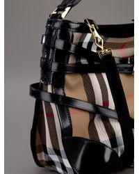 Burberry | Brown Bridal House Tote | Lyst