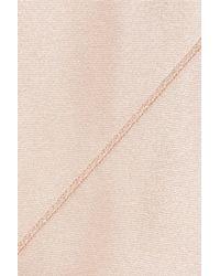 Alexander Wang   Natural Silk-satin Ribboned Dress   Lyst