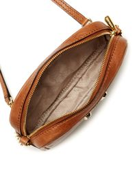 Michael Kors | Brown Uptown Astor Crossbody Bag | Lyst