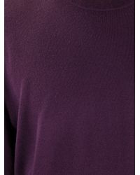 Acne Studios - Purple Adam O Jumper for Men - Lyst