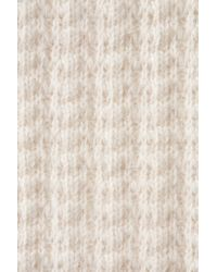 Topshop | White Angora Stitch Jumper By Boutique | Lyst