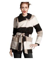 H&M   Beige Coat   Lyst
