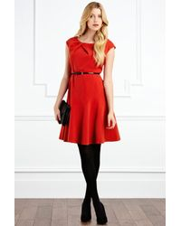 Coast   Red Maurizia Lace Skirt   Lyst