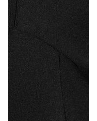 Jil Sander | Black Garden Knitted Jersey Dress | Lyst