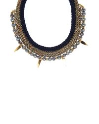 Lizzie Fortunato - Metallic Chain Necklace  - Lyst