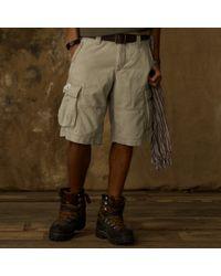 Denim & Supply Ralph Lauren - Natural Classic Cargo Short for Men - Lyst