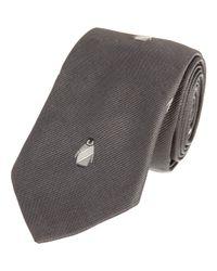 Thom Browne - Gray Penguin Tie for Men - Lyst