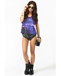 Nasty Gal - Multicolor Supernova Tank - Lyst