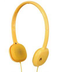 Nixon | Yellow The Loop Headphones for Men | Lyst