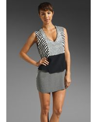 Sass & Bide | Multicolor Best in Show Associated Dress in Printink | Lyst