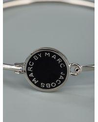 Marc By Marc Jacobs - Metallic Skinny Bracelet - Lyst