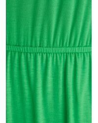 ModCloth | Green How You Bean Dress | Lyst