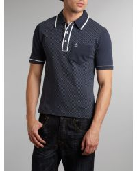 Original Penguin | The Earl Polo Shirt Black Oatmeal for Men | Lyst