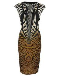 Roberto Cavalli   Animal Roberto Cavalli Dress   Lyst