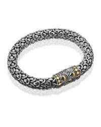 John Hardy | Metallic Naga Chain Bracelet | Lyst