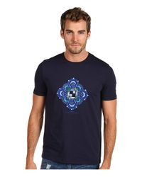 Versace | Blue Tshirt  for Men | Lyst
