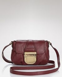 Michael Kors | Brown Michael Crossbody Chalton | Lyst