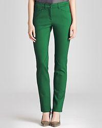 Reiss - Green Jeans Ross Dart Slim Leg Jeans - Lyst