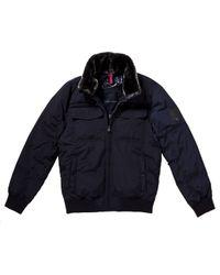 Tommy Hilfiger | Blue Ken Bomber Jacket for Men | Lyst