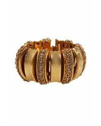 Erickson Beamon | Metallic Great Expectations Segment Bracelet | Lyst