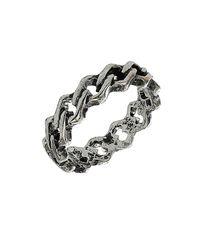 TOPSHOP | Silver Wild Thing Bumper Ring Pack | Lyst