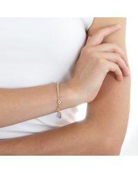Astley Clarke | Purple Modern Love Bracelet With Amethyst | Lyst